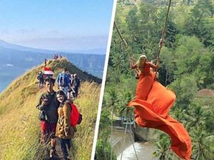 Batur Trekking & Swing Tour