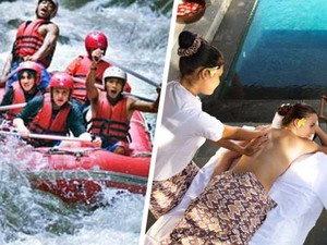 Rafting & Spa Tour