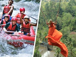 Rafting & Swing Tour