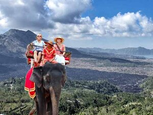 Elephant Ride & Kintamani Tour