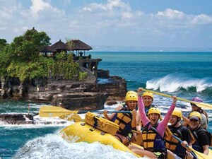 Rafting and Tanah Lot Tour