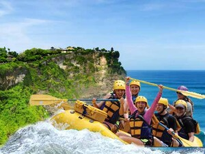 Rafting and Uluwatu Tour