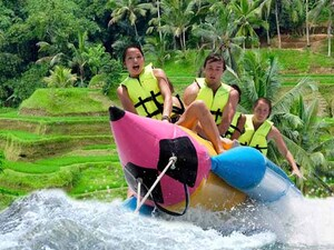 Water Sports & Ubud Tour